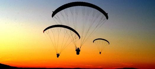5002 volar parapente en bucaramanga