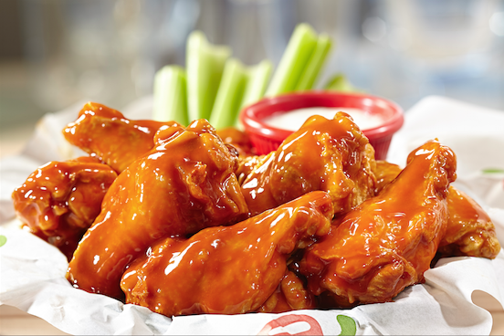 2223 plato de la semana chicken bbq wings de rollin back 59