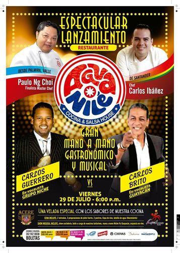 1308 carlos ibanez sera el chef invitado en el mano a mano de aguanile cocina y salsa house