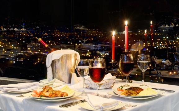 2929 top 5 de restaurantes