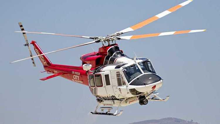 1745 del helicoptero al mantel