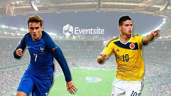 2752 sitios en bucaramanga para ver el partido colombia vs francia
