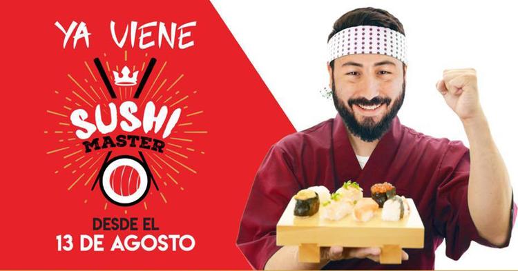 0835 sushi master 2018