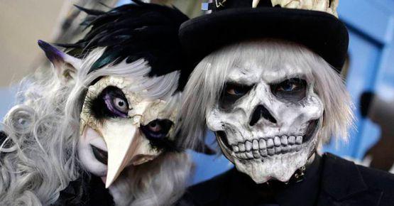 10 Fiestas Imperdibles Para Halloween En Bogotá