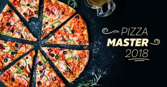2501 pizza master 2018