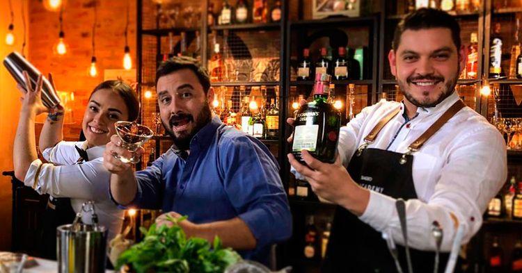 5157 cocktail challenge conoce los participantes de este desafio con whisky buchanan s en barranquilla