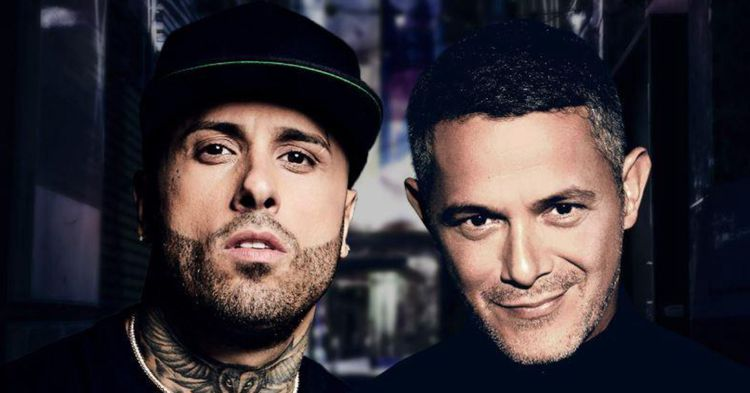 1018 alejandro sanz y nicky jam estrenan back in the city