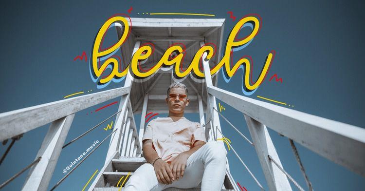 0958 beach la nueva cancion de quintana que encendio las redes sociales