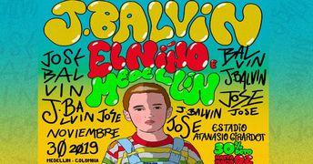 3535 j balvin confirma concierto en medellin para el 30 de noviembre