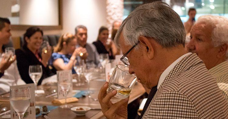 1747 taikinsa el restaurante de las catas de whisky en bucaramanga