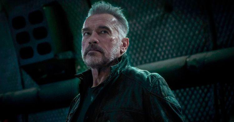 4145 primer trailer de terminator destino oscuro