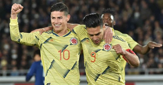 0555 donde ver el debut de la seleccion colombia en la copa america