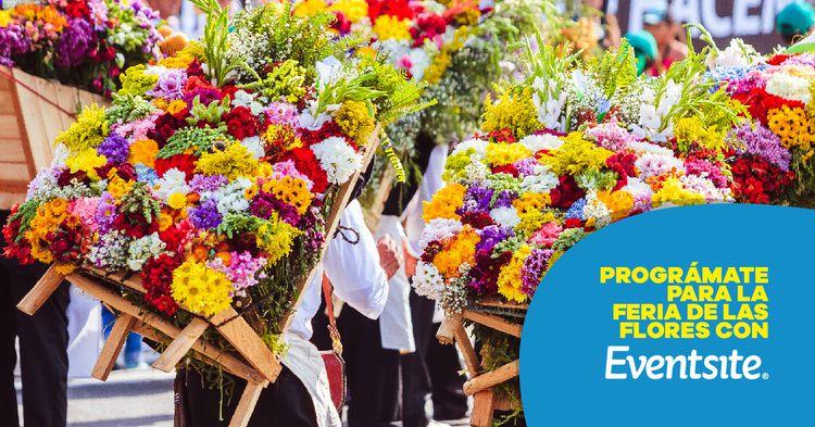 3741 programacion feria de flores 2019