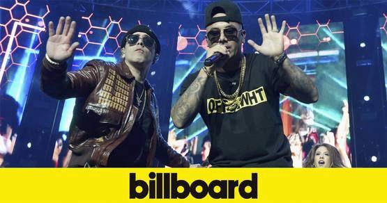 Experiencia Billboard En Concierto De Wisin Y Yandel