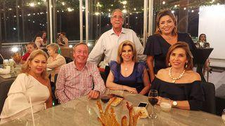 0140 asi fue la inauguracion del restaurante inti en bucaramanga