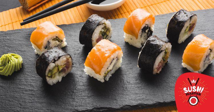 0232 sushi master medellin 2019
