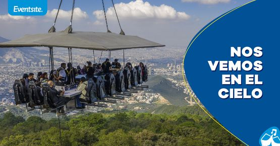Dinner In The Sky Llega A Colombia