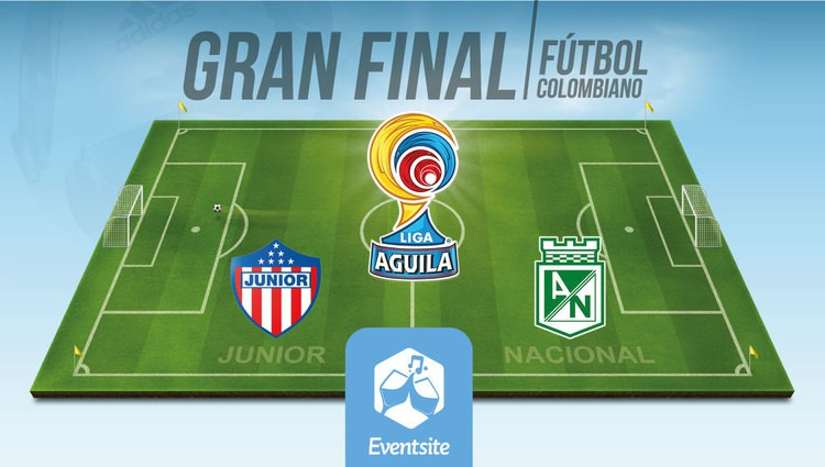 Viva la final del futbol colombiano en bucaramanga