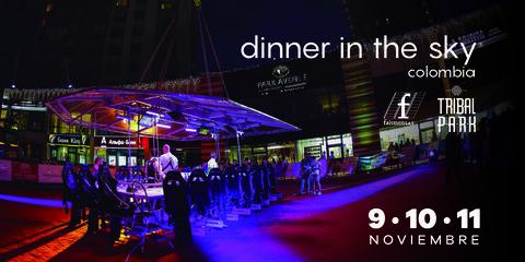 Dinner In The Sky Domingo