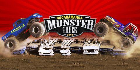 Monster Truck Bucaramanga