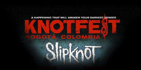 Knotfest Bogotá 2019