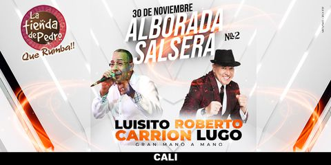 Alborada Salsera No. 2