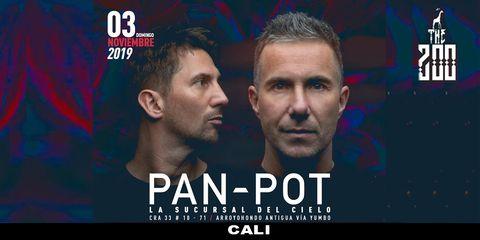 Lanzamiento The Zoo con Pan-Pot