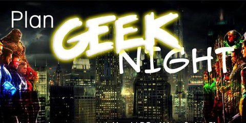 Geek Night en el Hotel 101 Park House