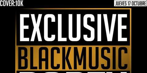 Exclusive Black Music Party
