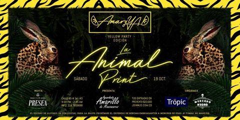 La Animal Print en Presea