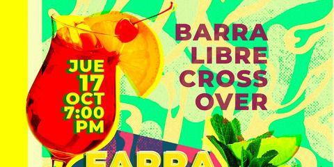 Barra libre Crossover