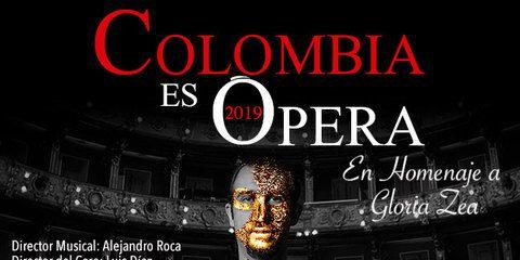 Colombia Es Ópera 2019