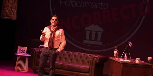 Juanpis Gonzales en Políticamente Incorrecto