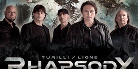 Turilli / Lione Rhapsody en concierto