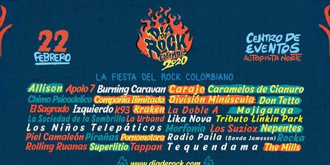 Festival Día de Rock 2020