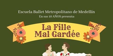 """""""La File Mal Gardée"""""""