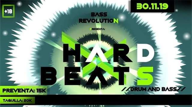 HARD BEATS (Bass Revolution VOL. 3)