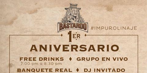 Aniversario de Bastardo