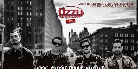 ¡Don Tetto en vivo en Ozzy!
