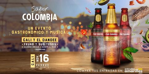 Sabor a Colombia Cali 2019