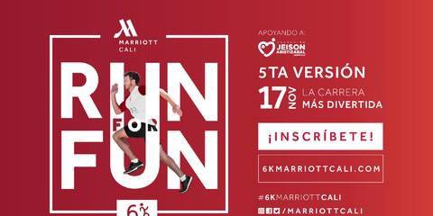 Run For Fun / Carrera Nocturna Marriott Cali