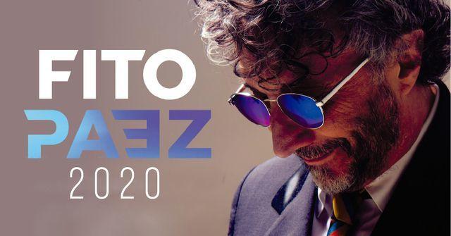 FITO PAEZ LLEGA A BOGOTÁ EN EL 2020