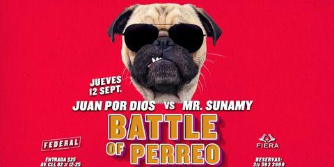 Battle of Perreo