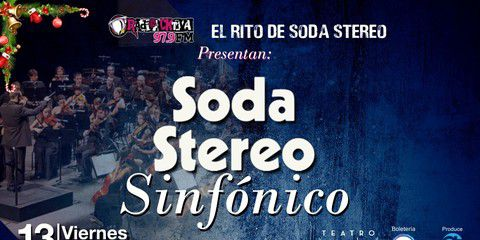 Soda Stereo Sinfónico