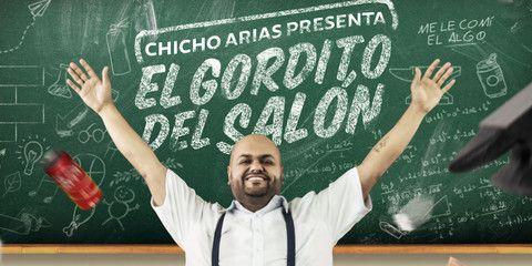 CHICHO ARIAS - EL GORDITO DEL SALÓN