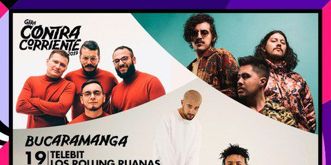 Gira contracorriente- Telebit/ Rolling Ruanas/ Rap Bang club