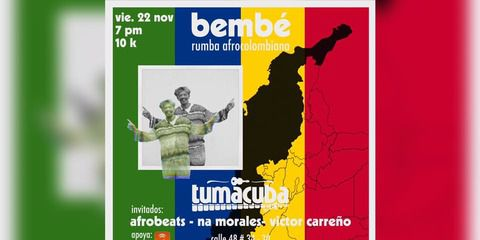 MEMBÉ- Rumba Afrocolombiana