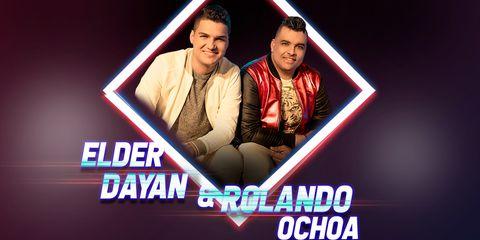 Elder Dayán & Rolando Ochoa