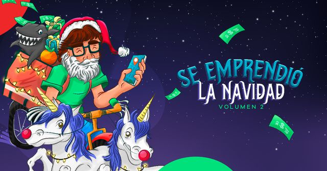 Se Emprendió La Navidad Vol. 2