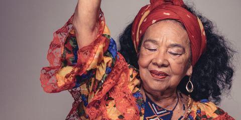 Totó La Momposina- La voz del folclor Colombiano